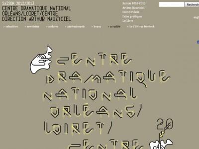 Centre Dramatique National d'Orléans