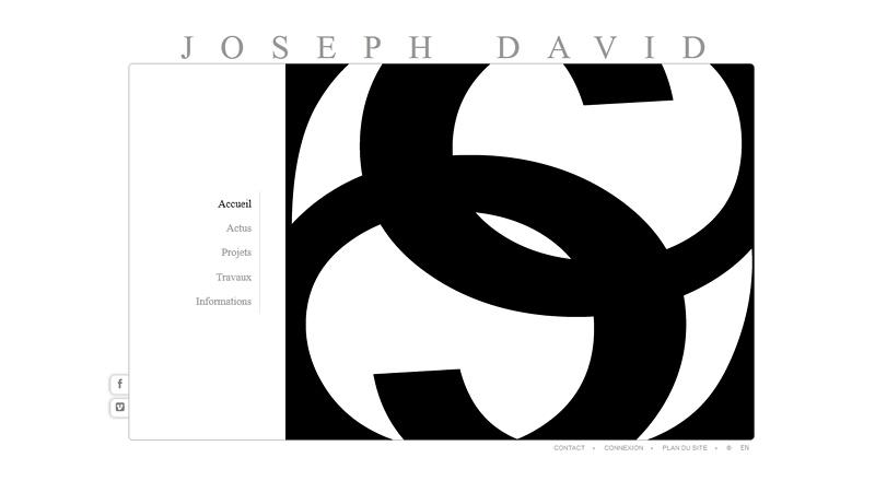 Joseph DAVID Artiste