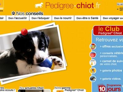 Pedigree® Chiot