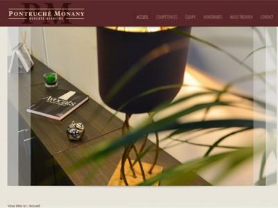 SCP Pontruché-Monany Cabinet d'avocats