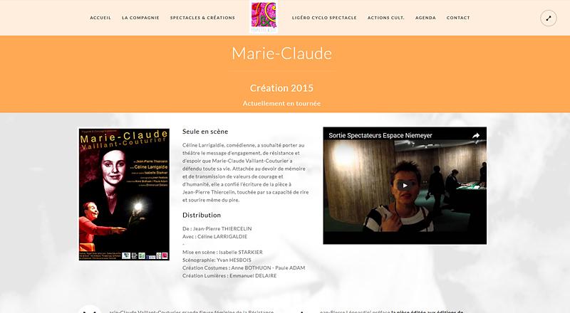 Poupette & Cie – Théâtre et textes d'auteurs contemporains