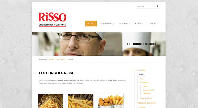 Risso Restauration