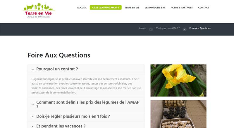 Amap Terre en Vie de l'Orléanais