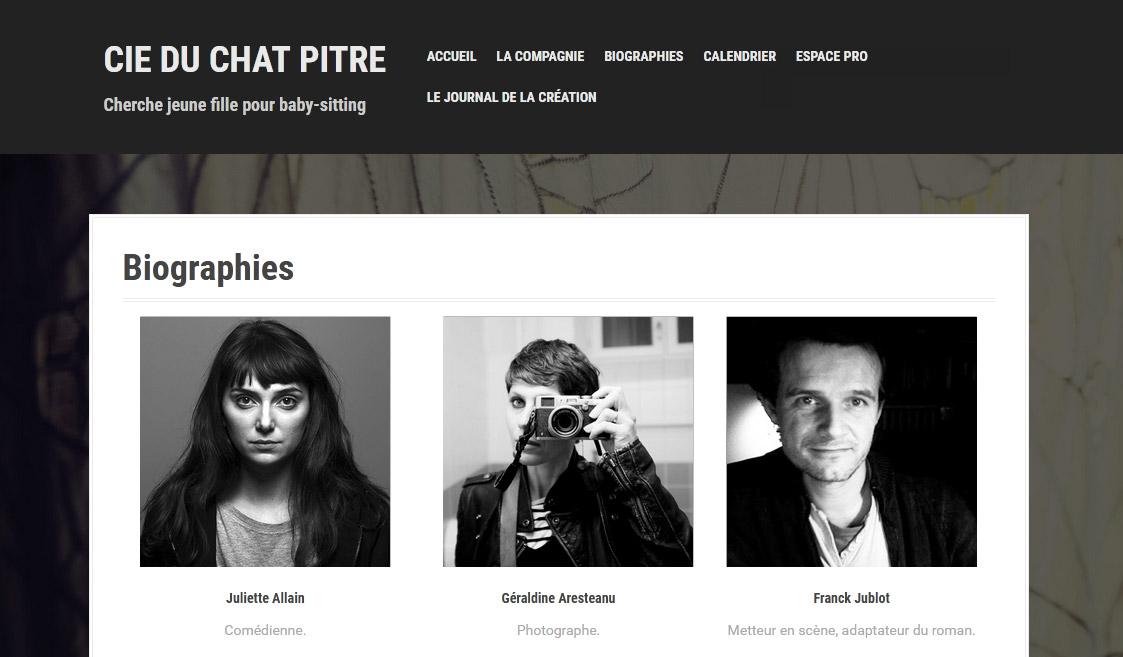 Compagnie du Chat-Pitre