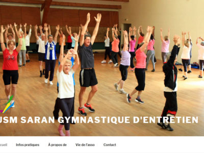 USM Gym Saran