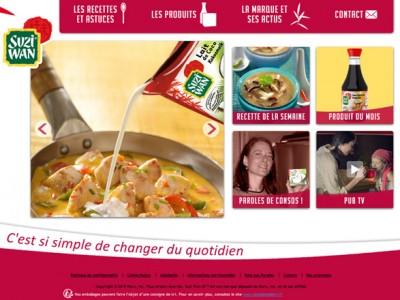 Suzi Wan® Produits asiatiques – Alimentation