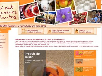 Loiret Saveurs et Plantes – Produits et Producteurs du Loiret