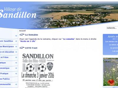 Ville de Sandillon (45)