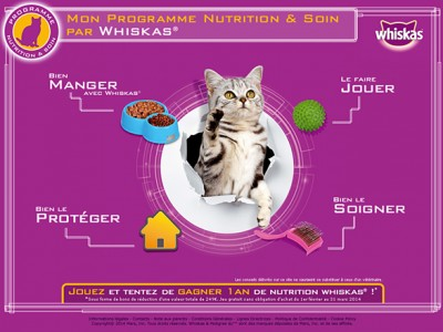 Programme Nutrition & Soin Pedigree® & Whiskas®